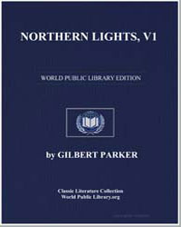 Northern Lights, V1 by Parker, Gilbert, Sir