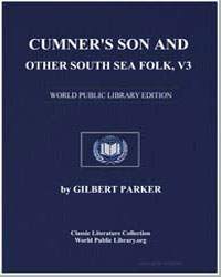 Cumner's Son and Other South Sea Folk, V... by Parker, Gilbert, Sir