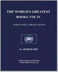 The World's Greatest Books, Volume Iv by Mee, Arthur