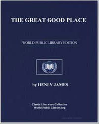 The Great Good Place by James, Henry