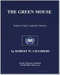 The Green Mouse by Chambers, Robert William