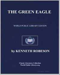 The Green Eagle by Robeson, Kenneth