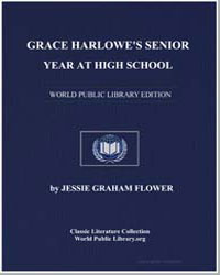 Grace Harlowe's Senior Year at High Scho... by Flower, Jessie Graham