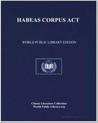 Habeas Corpus Act by