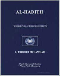 Alhadith : Sayings of Prophet Muhammad by Muhammad, Prophet