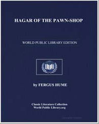Hagar of the Pawn'Shop by Hume, Fergus