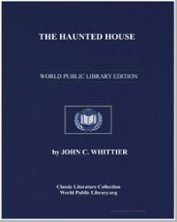 The Haunted House by Whittier, John C.