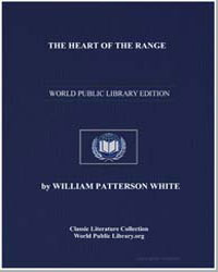 The Heart of the Range by White, William Patterson