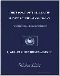 The Story of the Heathslayings (Heitharv... by