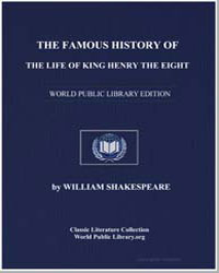 The Famous History of the Life of King H... by Shakespeare, William