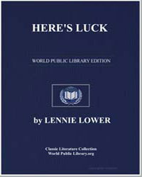 Here's Luck by Lower, Lennie