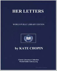 Her Letters by Chopin, Kate