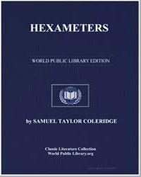 Hexameters by Coleridge, Samuel Taylor