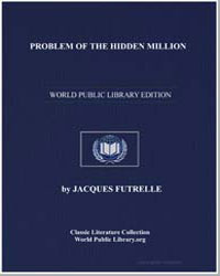 Problem of the Hidden Million by Futrelle, Jacques