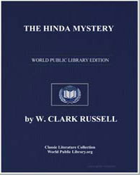The Hinda Mystery by Russell, W. Clark
