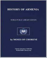 History of Armenia by