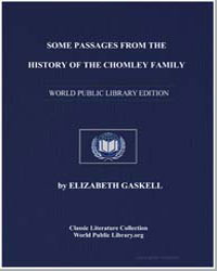 Some Passages from the History of the Ch... by Gaskell, Elizabeth
