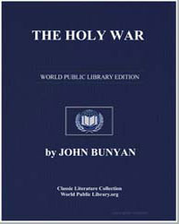 The Holy War by Bunyan, John