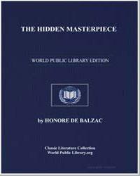 The Hidden Masterpiece by De Balzac, Honore