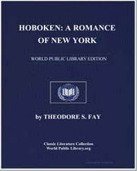 Hoboken : A Romance of New York by Fay, Theodore Sedgwick