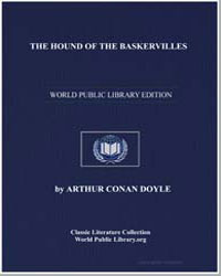 The Hound of the Baskervilles by Doyle, Arthur Conan, Sir