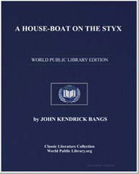 A House Boat on the Styx by Bangs, John Kendrick