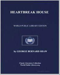 Heartbreak House by Shaw, George Bernard