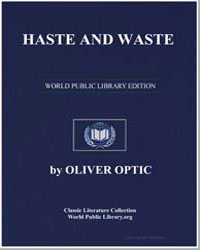 Haste and Waste by Optic, Oliver