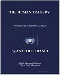 The Human Tragedy by France, Anatole