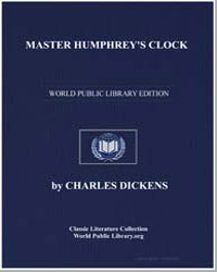Master Humphrey's Clock by Dickens, Charles