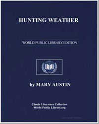 Hunting Weather by Austin, Mary