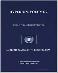 Hyperion Volume 2 by Longfellow, Henry Wadsworth