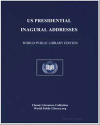 Us Presidential Inagural Addresses by Hutchinson, Joshua