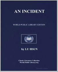 An Incident by Hsun, Lu