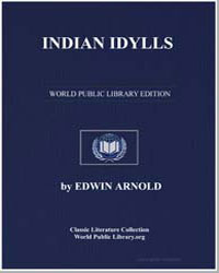 Indian Idylls by Arnold, Edwin