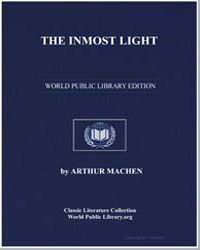 The Inmost Light by Machen, Arthur