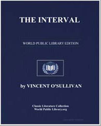 The Interval by Osullivan, Vincent