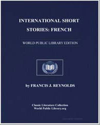 International Short Stories : French by Hutchinson, Joshua