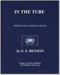 In the Tube by Benson, Edward Frederic