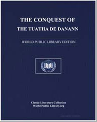 The Conquest of the Tuatha de Danann by