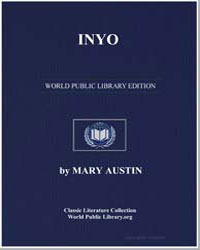 Inyo by Austin, Mary