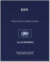 Ion by Coleridge, E. P.