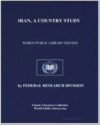 Iran, A Country Study by Mortimer, Louis R.