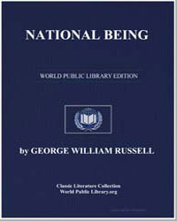 National Being by Russell, George William