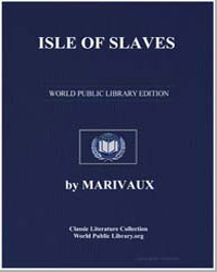 A One Act Comedy : Isle of Slaves by Morlock, Frank J.