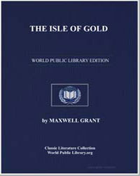 The Isle of Gold by Grant, Maxwell