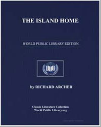 The Island Home by Archer, Richard Lawrence