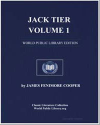 Jack Tier, Volume 1 by Cooper, James Fenimore