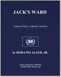Jack's Ward by Alger, Horatio
