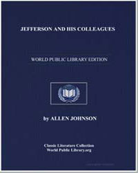 Jefferson and His Colleagues by Johnson, Allen